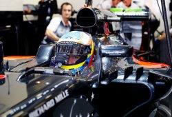 """Alonso: """"Será una carrera complicada al salir tan atrás"""""""