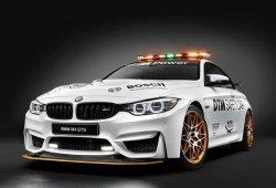 El BMW M4 GTS se convierte en el espectacular 'Safety Car' del DTM 2016