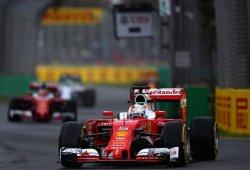 Ferrari llega a Rusia con nuevo alerón y mejoras en el motor