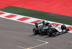 Rosberg se lleva la pole por incomparecencia de Hamilton