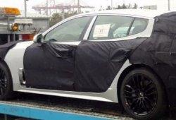 El Kia GT de producción, cazado por primera vez