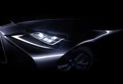 Lexus IS 2017: actualización de su diseño para el Salón de Pekín