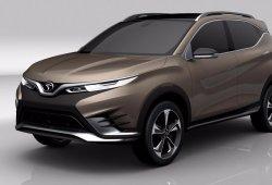 Pininfarina DX3 Concept, adelantando un nuevo SUV compacto para China