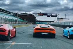 Tras este vídeo soñarás con el Lamborghini Huracán
