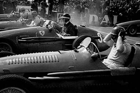 Ascari culmina la 'era F2' con su segundo título