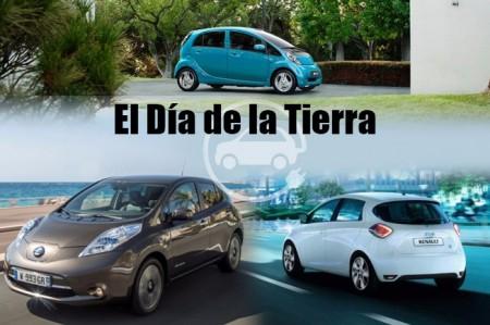 Celebra el Día de la Tierra con alguno de estos coches eléctricos