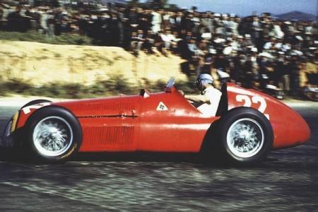 El inicio de la leyenda de Juan Manuel Fangio