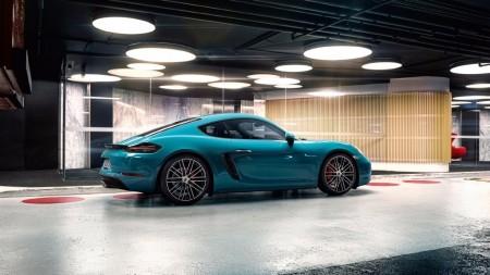Ya tenemos precios del Porsche 718 Cayman, desde apenas 58.000 euros