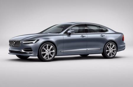 Estos son los precios del Volvo S90: desde 45.420 euros