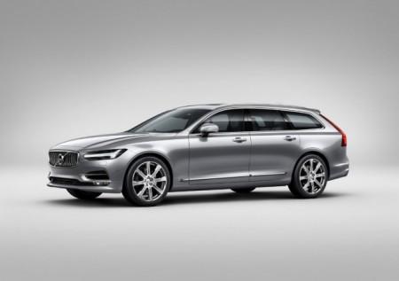 Volvo V90 2016, ya a la venta: estos son sus precios y equipamiento
