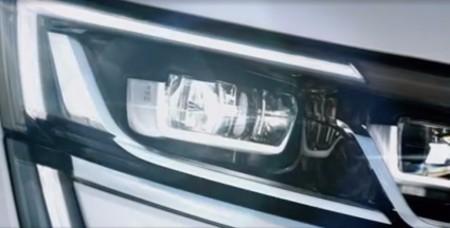 Primer teaser del Renault Maxthon, el sucesor del Koleos