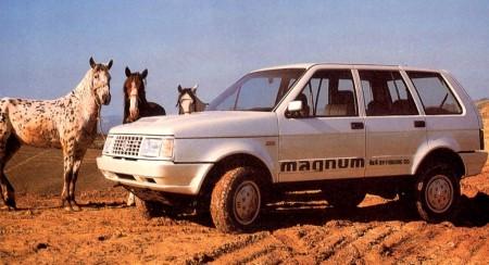 Rayton-Fissore Magnum, el SUV de lujo que Fiat no quiso tener