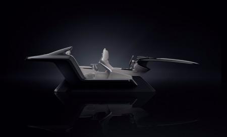 Volvo S90 Excellence Interior Concept, una obra de arte hecha interior