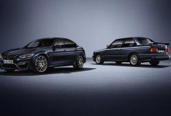 BMW M3 '30 Years', así se celebran tres décadas de un icono deportivo