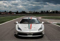 Ferrari 458 MM Speciale, diseño exclusivo para este 'cavallino' único en el mundo