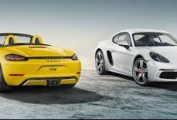 Así lucen los nuevos Porsche 718 Cayman y 718 Boxster gracias a Porsche Exclusive