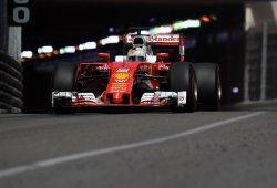 Vettel renace antes de la clasificación