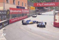 """Sauber tilda de """"inaceptable"""" la conducta de Nasr y Ericsson en Mónaco"""