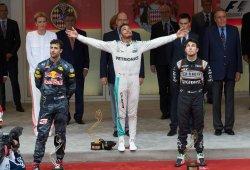 """La victoria de Hamilton en Mónaco """"un gran alivio"""", asegura Mercedes"""