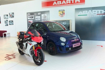 Abarth 595 Yamaha Factory Racing 99, sólo 18 unidades de pura exclusividad
