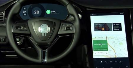 Android Auto muestra sus novedades en el Google I/O 2016