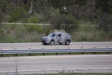 El nuevo Jeep Compass 2017 anticipado con estas fotos espía