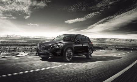 Mazda CX-5 Black Tech Edition, equipamiento y precio en todos los colores