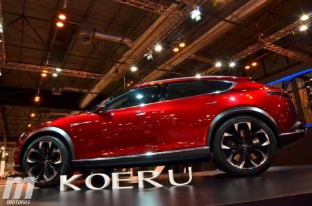 Las novedades de Mazda para el Madrid Auto 2016