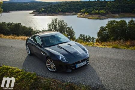 Prueba Jaguar F-Type S Coupé: El elegante equilibrio entre la legalidad y los circuitos