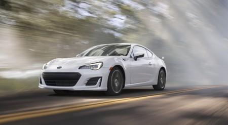 Subaru BRZ 2017, 'restyling' con más dinamismo a través de pequeñas mejoras