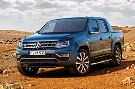 Volkswagen Amarok 2016, ahora con un nuevo motor 3.0 V6 TDI