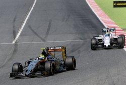 Force India se fija el objetivo de cazar a Williams