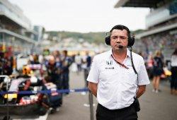 "McLaren: Honda estará ""muy cerca"" de Mercedes en 2017"