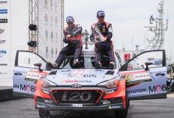 Hyundai va al Rally de Polonia con mayor sed de victoria