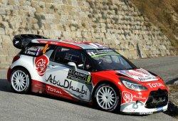 Lefebvre y Breen, pilotos Citroën en el Rally de Polonia