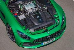 Así ruge el Mercedes-AMG GT R con sus 585 CV