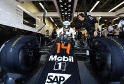"""Alonso: """"En Austria necesitas tracción y aerodinámica, y lo tenemos"""""""