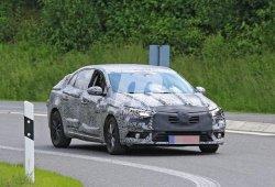 Renault Mégane Sedán 2017, la variante está de regreso