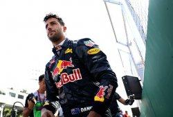 Ricciardo se da por satisfecho con ganar una carrera en 2016