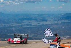 Tras Le Mans, Romain Dumas conquista Pikes Peak