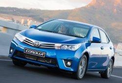 Toyota, la marca más vendida del mundo en el primer trimestre de 2016