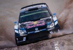 Volkswagen llega en 'números rojos' al Rally de Polonia