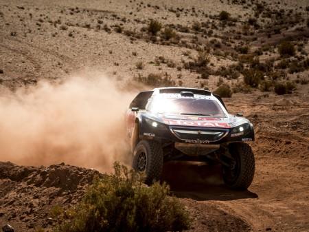 Carlos Sainz disputará la Baja Aragón 2016 con Peugeot