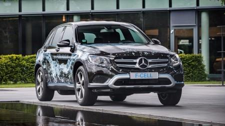 Mercedes GLC F-Cell Plug-In, el híbrido del futuro que está por venir