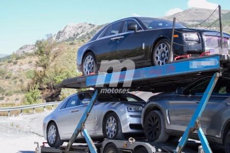 BMW Serie 9, avistadas las primeras mulas de pruebas