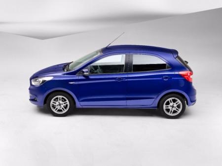Nuevo Ford Ka+, el utilitario se reinventa
