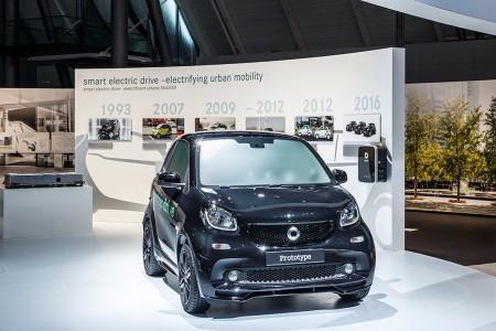 Una nueva generación de Smart Electric Drive aterrizará en pocos meses