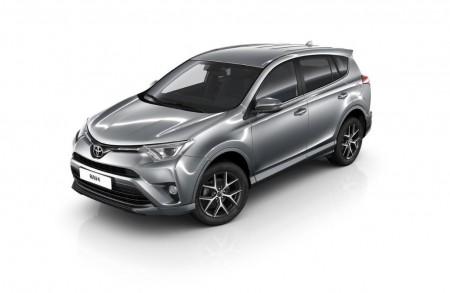 Toyota RAV4 2017: mínimos cambios en equipamiento y precios desde 24.800 euros