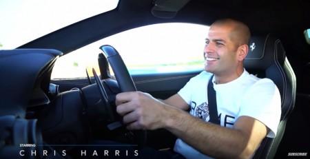 Nuevos vídeos de Chris Harris en Top Gear: muy pronto y completamente online