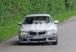 BMW Serie 4 Cabrio 2017: fotos espía de la próxima actualización para el descapotable